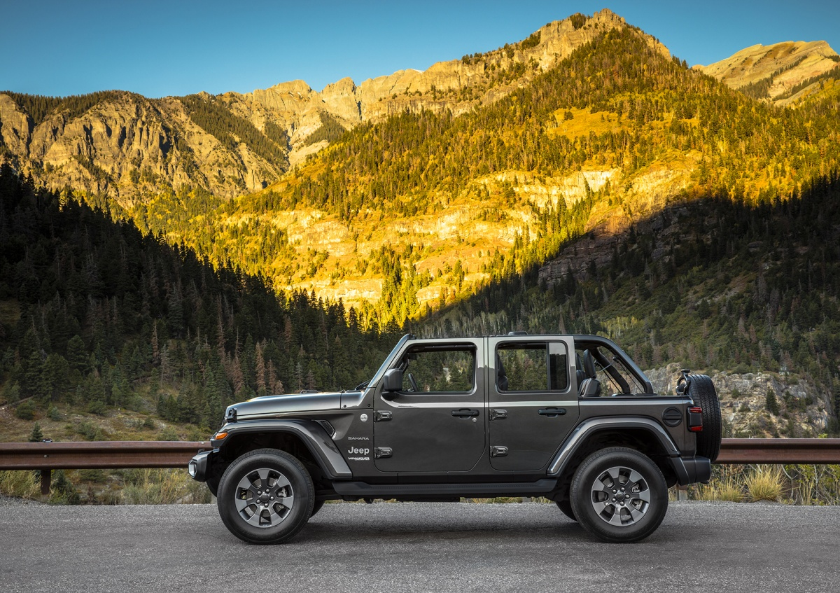 Image Gallery Jeep Jl Wrangler Sahara Unlimited Up In