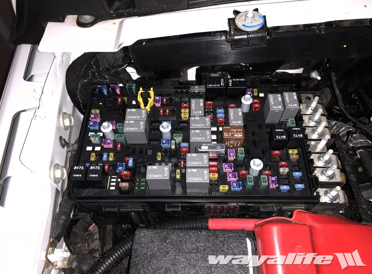WAYALIFE Jeep Forum | Willys Truck Fuse Box |  | WAYALIFE Jeep Forum