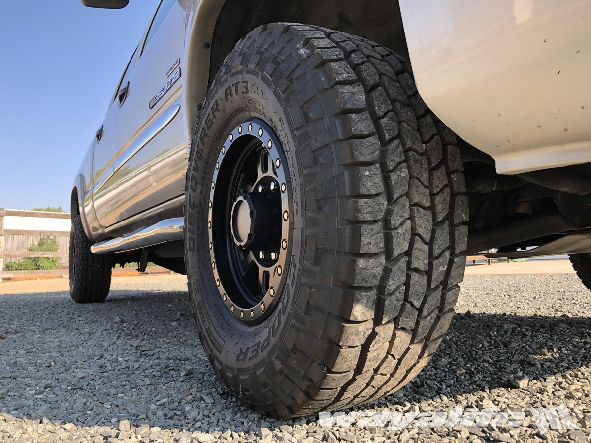 Cooper Discoverer AT3XLT All-Terrain tires