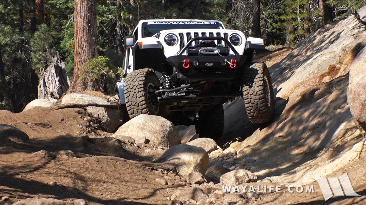 Rancho JL Wrangler 2