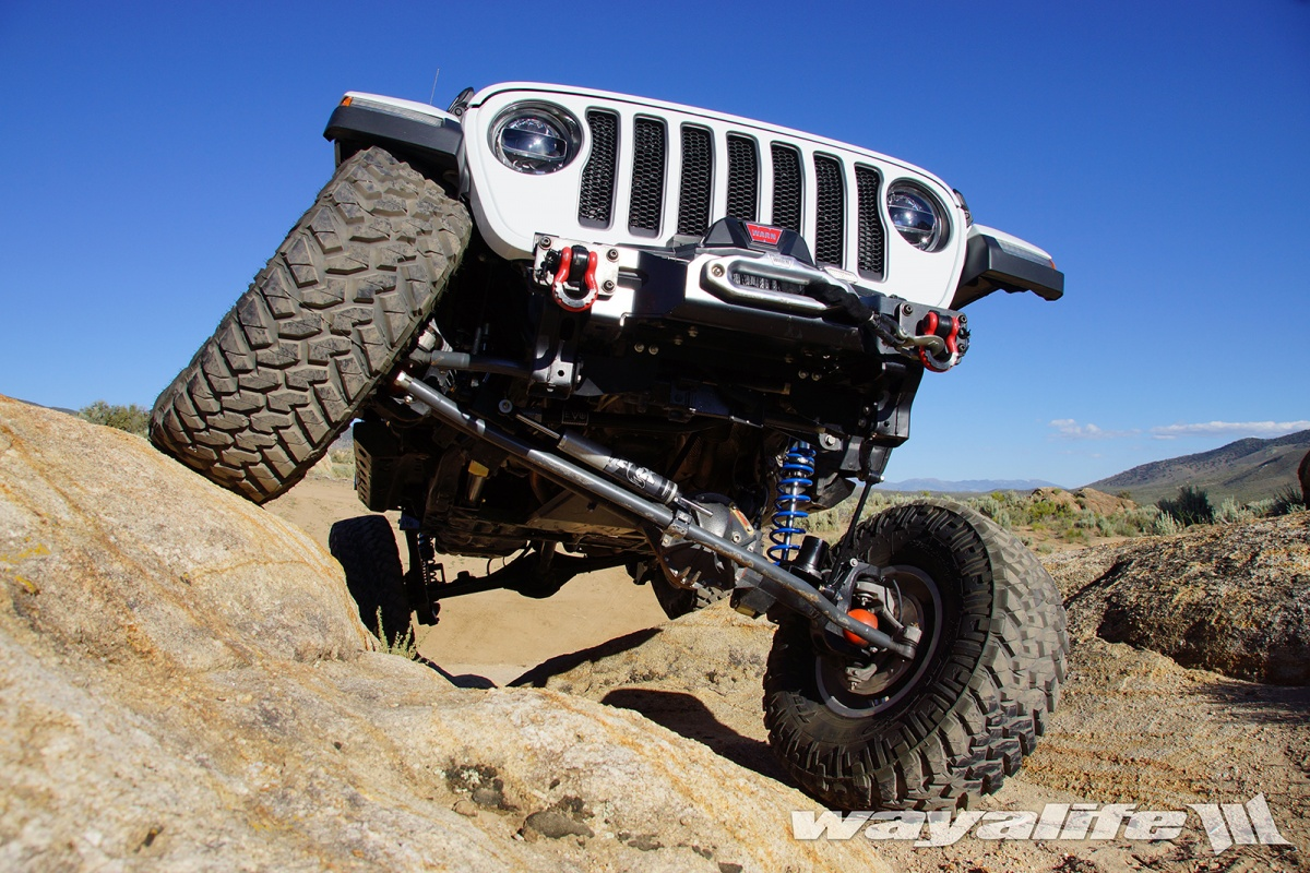 JET LI Jeep JL Wrangler Rubicon Unlimited