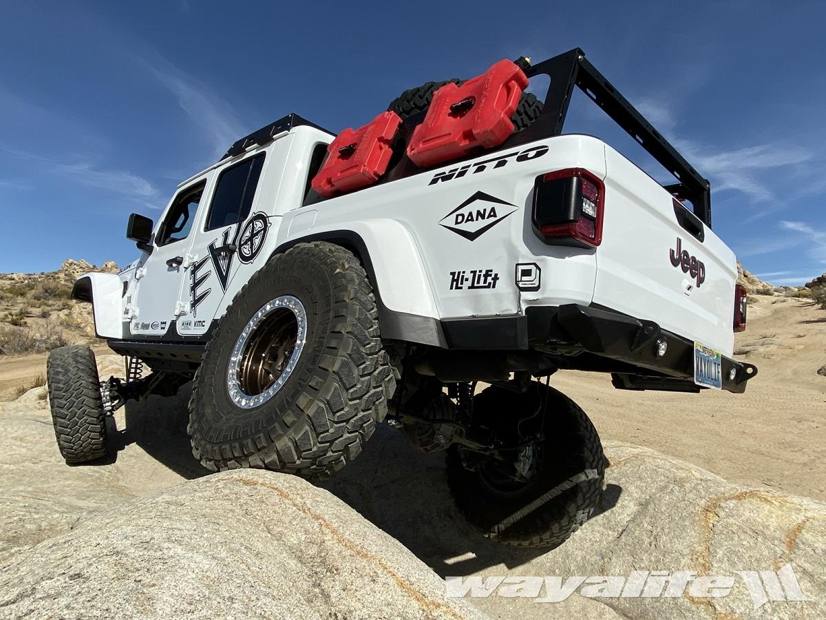 WAYALIFE Jeep JT Gladiator