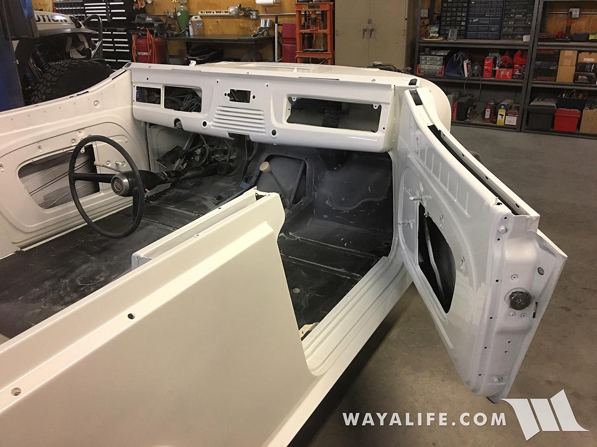 EMMA - WAYALIFE's Jeepster Commando