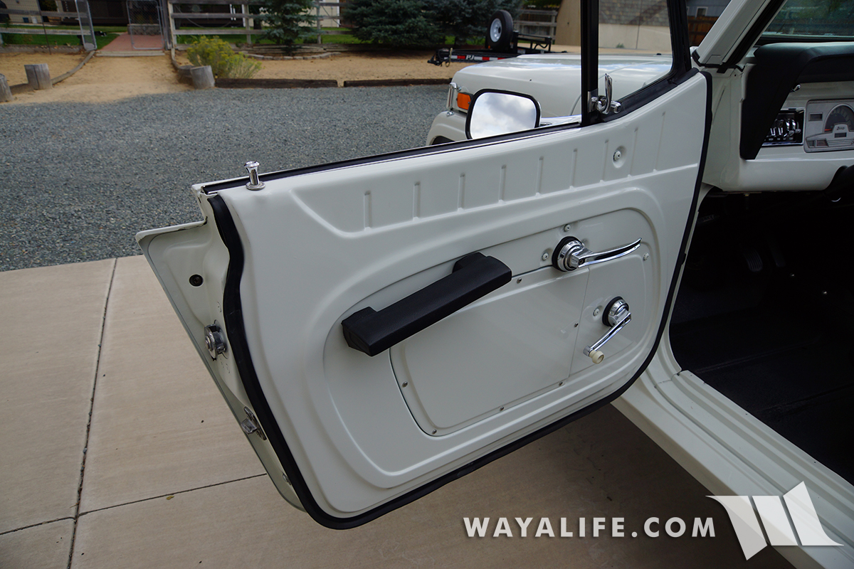 Origins Of The Half Door A Tidbit Jeep History View Although Theyre Nowhere Near As In Demand They Once Were Wranglers Have Been Available With Doors Much Like What You See On Moby