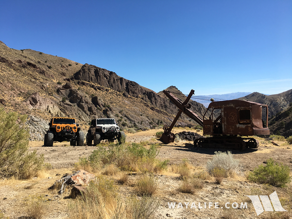 Steam Shovel Trail